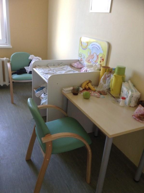 Люберецкой детской больнице