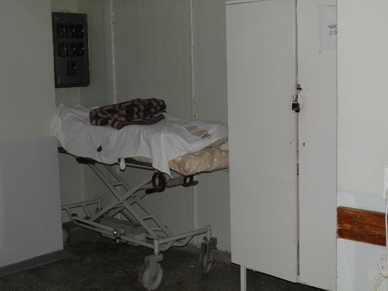 Пульмонолог спб больница